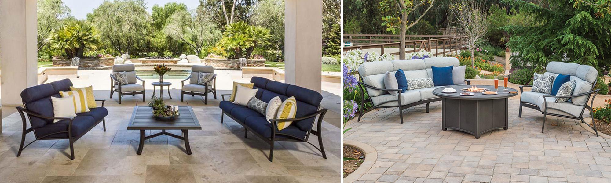 Patio Lounge Furniture