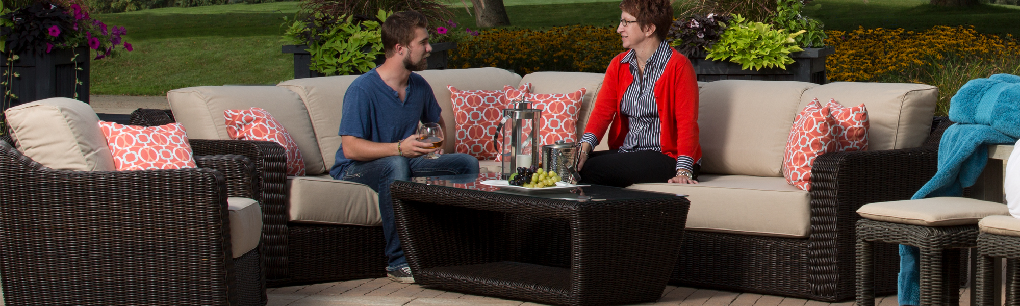 Barossa Seating Collection