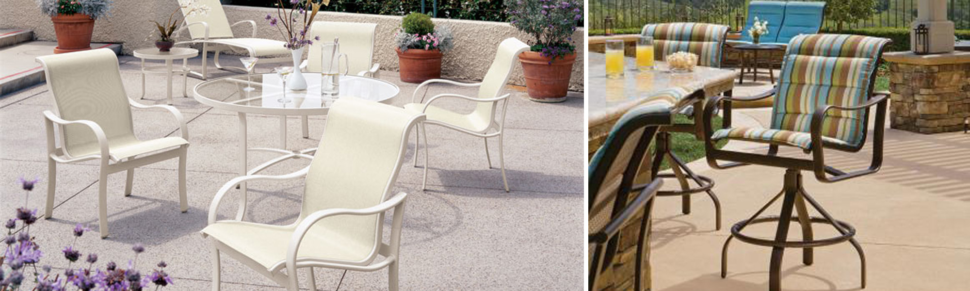 Shoreline Dining Collection