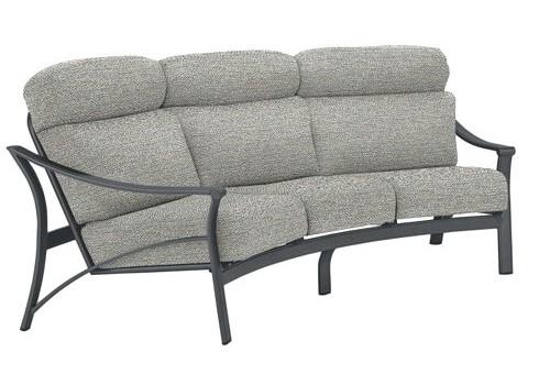 Tropitone Corsica Crescent Sofa